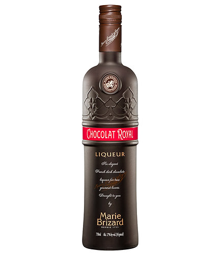 Licor M.Brizard Chocolat Royal 17%