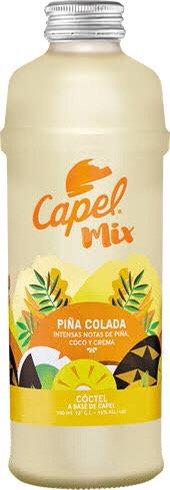 Licor Piña Colada Capel 700ml