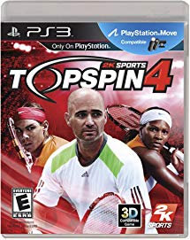 Game Ps3 Top Spin4