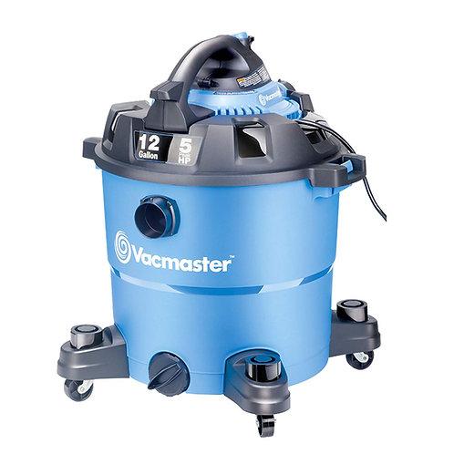 Aspirador Agua e Pó Vacmaster 12Gallon 5Hp