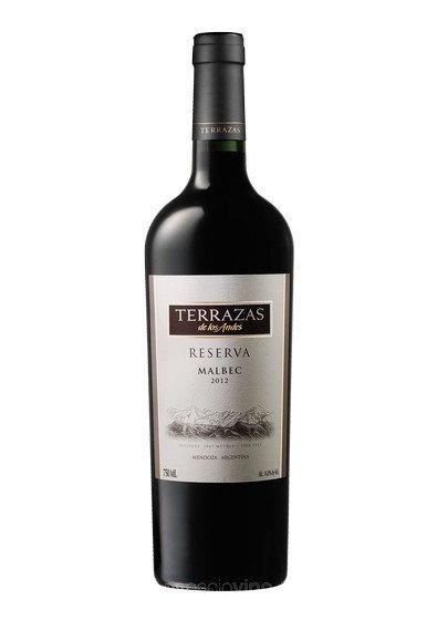 Vinho Terrazas Reserva Malbec Tinto 750ml