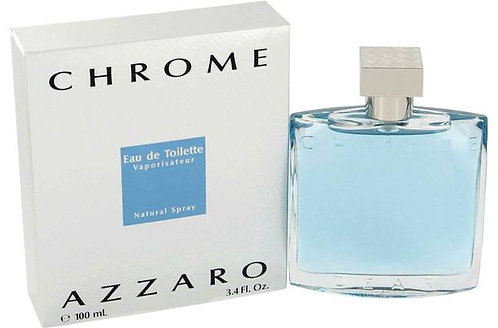 AZZARO CHROME 100ML EDT SPR