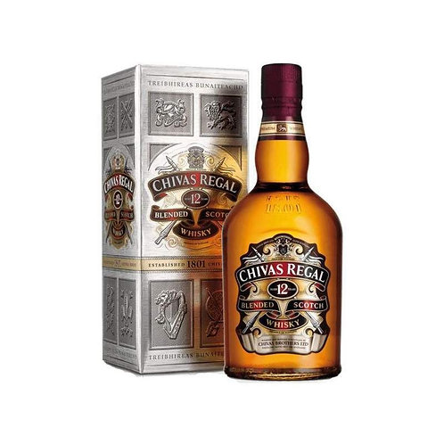 Whisky Chivas Regal 12yers 200ml