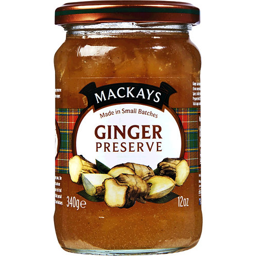 Geleia Mackays Ginger 340gr