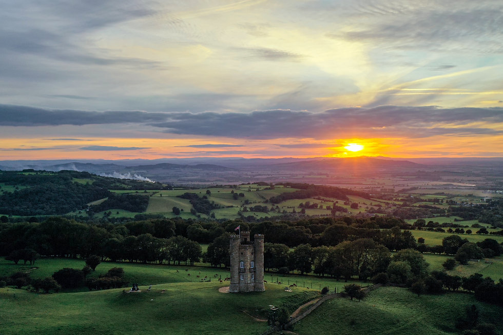 BROADWAY TOWER SUNSET.jpg