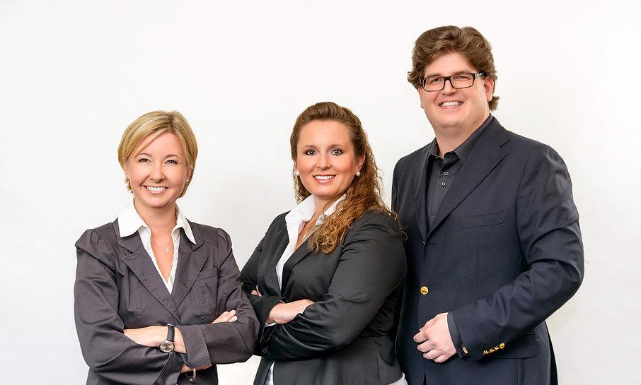 Schuh-Haunold, Bichler & Grem, Angela Schuh-Haunold, Doris Bichler, Nikolaus Grem