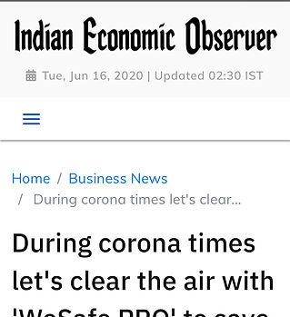 Indian Economic observer.jpg