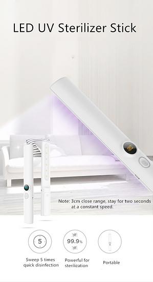 Portable UV Sterilizer wand