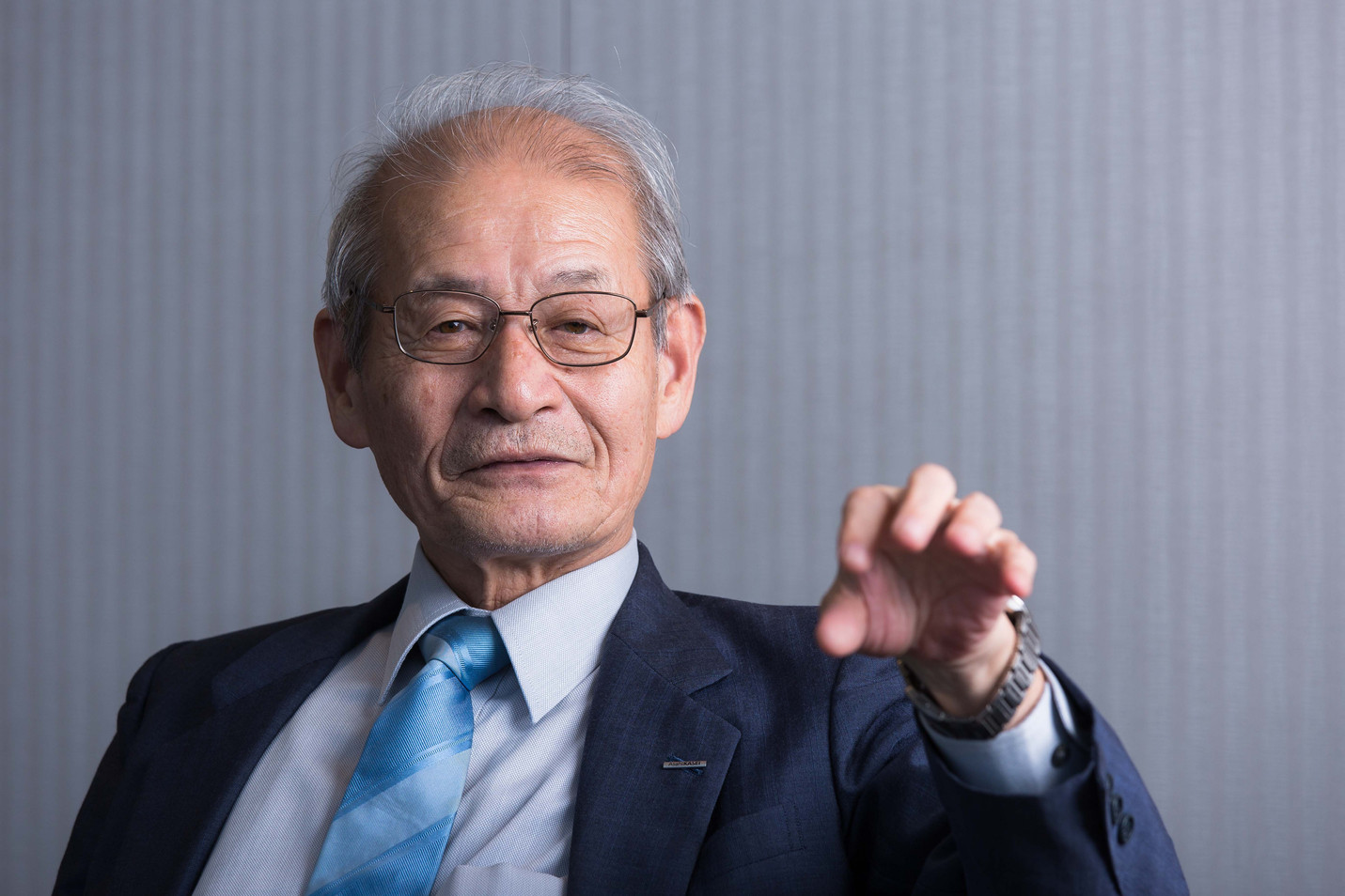 旭化成名誉フェロー 吉野 彰 氏