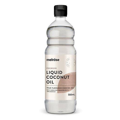 Melrose Liquid Fractionated Coconut Oil 500ml