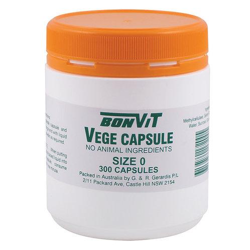Bonvit Vege Caps '0'