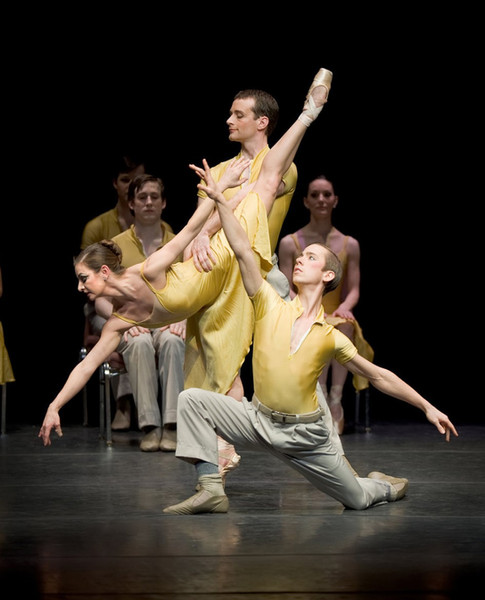 Young Person's Guide to the Orchesra and Ballet