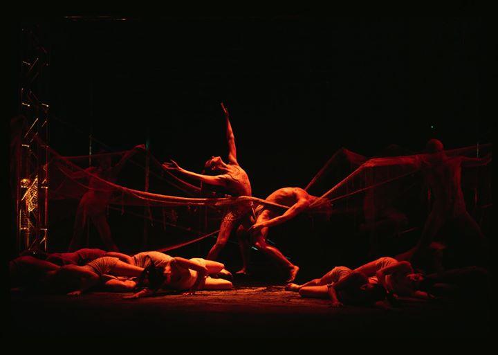 Rite of Spring   Premiere 1991 _CHARLESTON BALLET THEATRE _Jill Eathorne Bahr Choreography