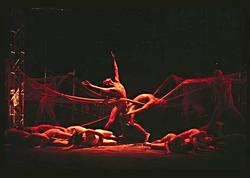 Rite of Spring   Premiere 1991 _CHARLESTON BALLET THEATRE _Jill Eathorne Bahr Choreography_edited