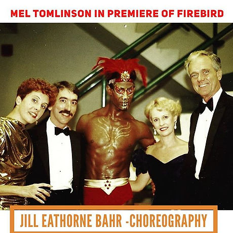 Read about the Premiere of Jill Eathorne