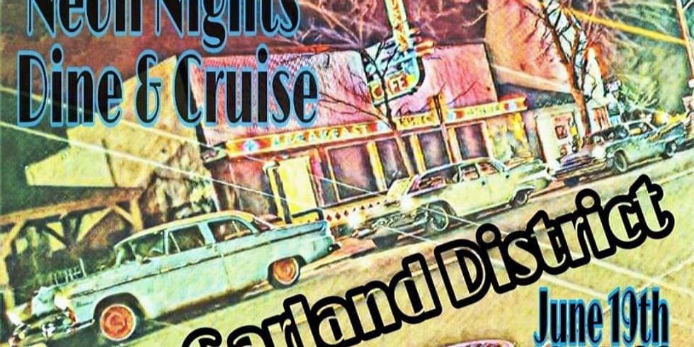 Neon Nights Dine & Cruise