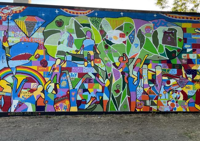 Garfield Apple Program. mural.1 jpg.jpg