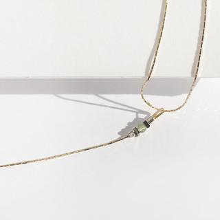 Sautoir minimalist en argent 925.