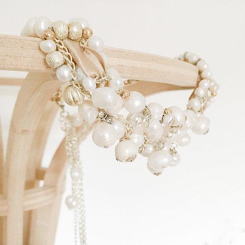 Ras de cou perles