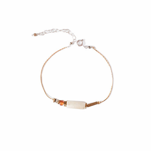 Bracelet Ina /blan