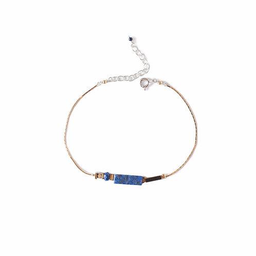 Bracelet Ina /bleu