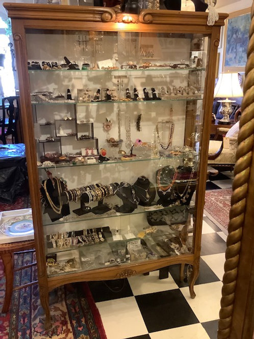 One of Our Jewelry Cases