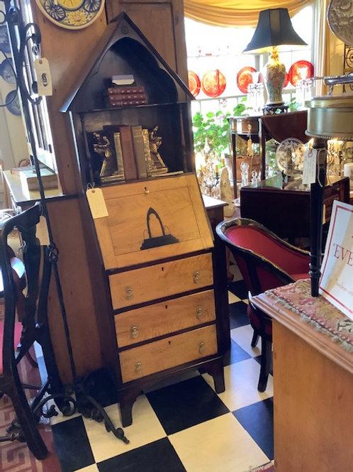 Small Fall Front Art Deco Desk
