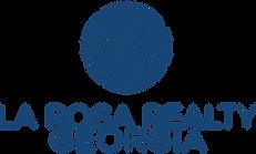 La Rosa GA Logo Blue on Clear.png