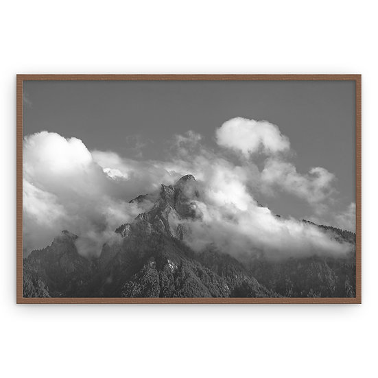 Montanha encoberta