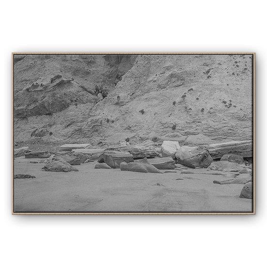 Pedras a Beira mar na Califórnia