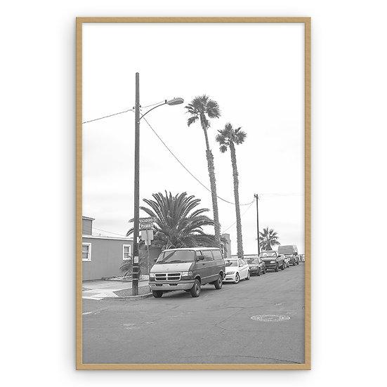 Van, Califórnia