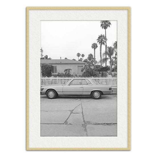 Mercedes Antiga