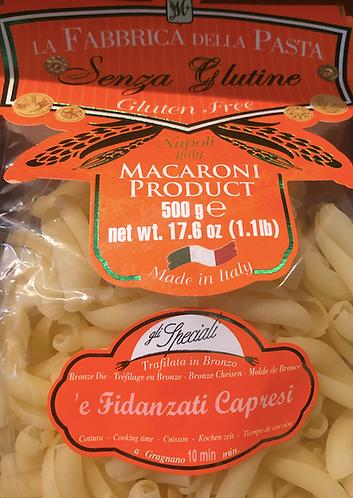 Gluten Free Fidanzati Capresi Pasta
