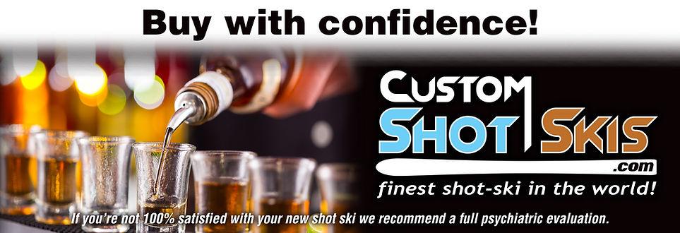 Custom Shot Skis Layton,Utah