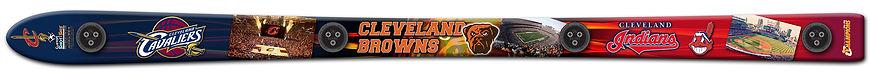 Custom Shot Skis Layton,Utah  Cleveland Rocks