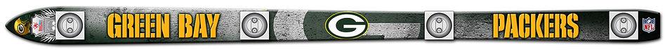 Custom Shot Skis Layton, Utah Green Bay Packers