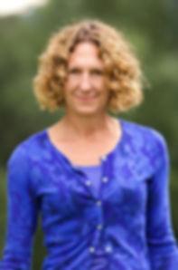 Thermography technician Rebecca Reverie