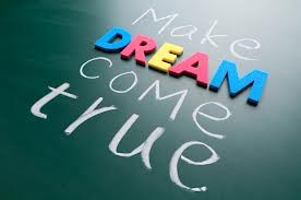 Make your dreams come true 2014!