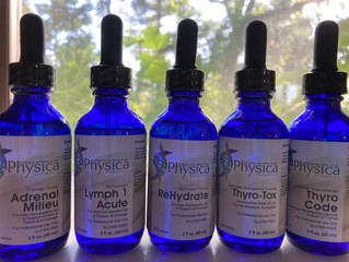 New Spagyric and Biodynamic herbal medicines available!