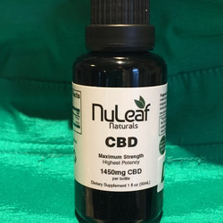 NuLeaf Naturals Organic CBD