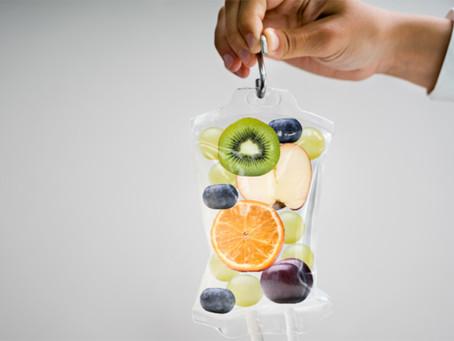 When Do You Need a Vitamin Drip?