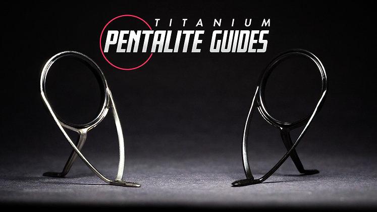 Titanium Pentalite Guides