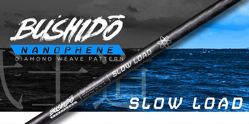Bushido Nanophene Slow Load Series