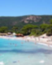 Plage de Palombaggia _ Corse du Sud