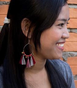 Swiss earring cropped