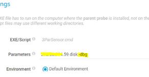 How to Collect 3PAR Sensor Debug Information