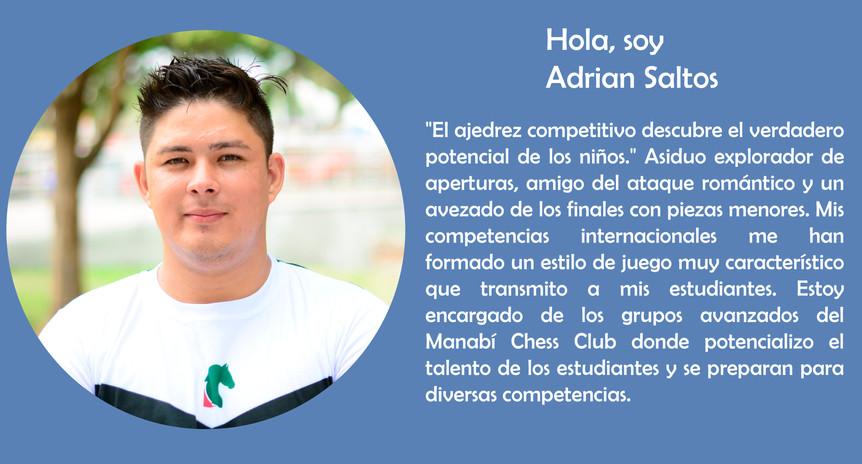 Adrián Saltos