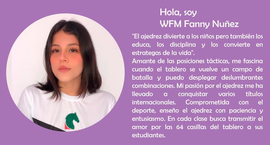 Fanny Nuñez