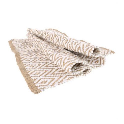 Yunnan – Carpet Naturel/White L