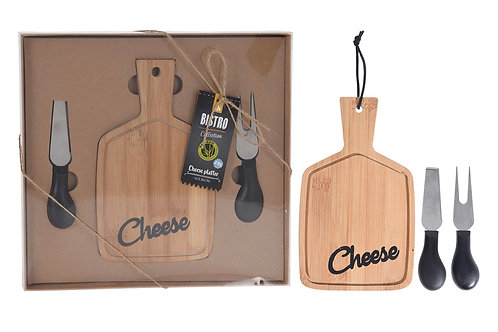 Cheese plater collection 3pcs 12 x 20cm